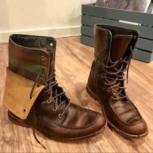 Men's Ugg Lace Up Boots
